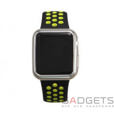 Чохол COTEetCI TPU Silver Case для Apple Watch 2 38MM (CS7040-TS)
