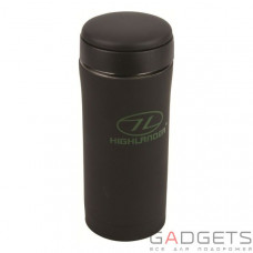 Термокухоль Highlander Sealed Thermal Mug 330 ml Black