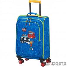 Чемодан на 2-х колесах Travelite Heroes Of The City (S) 34 л Blue (TL081688-20)