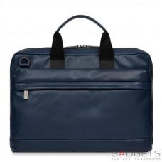 Сумка Knomo Foster Briefcase 14 Blue (KN-45-201-BLU)