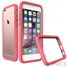 Бампер Evolutive Labs RhinoShield Crash Guard Coral Pink для iPhone 6/6s