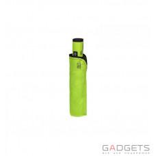 Зонт складной женский облегченный Perletti Technology Зеленый (21606;6010)