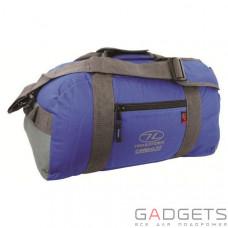 Сумка дорожная Highlander Cargo 30 Blue