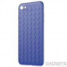Чехол Baseus BV Weaving Case для iPhone 7/8 Blue (WIAPIPH8N-BV03)