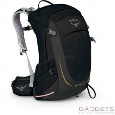 Рюкзак Osprey Sirrus 24 Black WS/WM черный