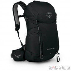 Рюкзак Osprey Skarab 30 Black O/S черный
