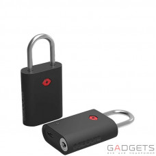 Замок Incase Smart Luggage Lock Black (INTR40038-BLK)