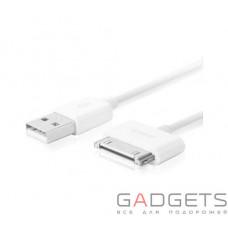 USB-кабель Moshi 30-pin to USB Cable White (0.9 m) (99MO023101)