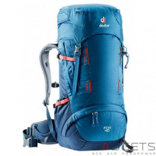 Рюкзак Deuter Fox 40 колір 3033 ocean-midnight