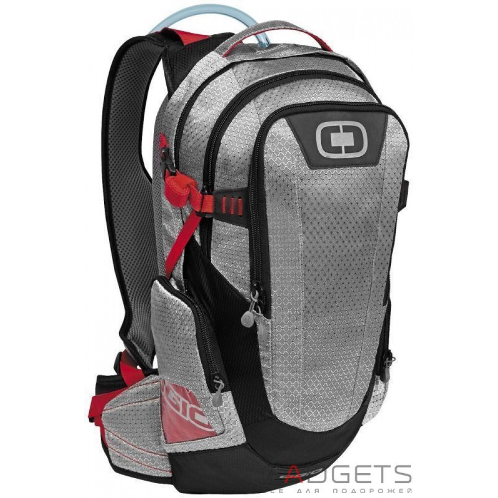 Фото Рюкзак OGIO Dakar 100 Hydration Pack Chrome