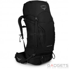 Рюкзак Osprey Kestrel 58 Black S/M черный