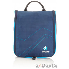 Косметичка Deuter Wash Center II цвет 3306 midnight-turquoise