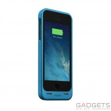 Mophie Juice Pack Helium Blue 1500 mAh for iPhone 5/5S (2542-JPH-IP5-BLU-I)