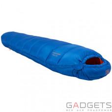 Спальный мешок Highlander Skye 450/-16°C Blue/Orange (Left)