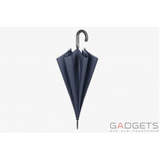 Зонт трость мужской Perletti Technology Синий (21609;8700)