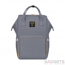 Рюкзак для мамы Sunveno Diaper Bag Grey