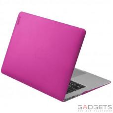Чехол Laut HUEX Cases для 13'' MacBook Air фуксия (LAUT_MA13_HX_P2)