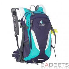 Рюкзак Deuter Compact EXP 10 SL колір 3207 blueberry-mint