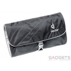Косметичка Deuter Wash Bag II цвет 7490 black-titan