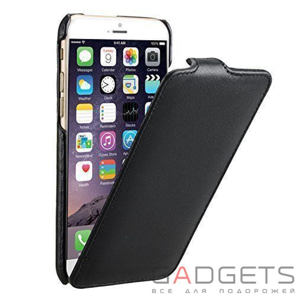 Фото Чехол Decoded Leather Flip Case for iPhone 6 (D4IPO6FC1BK)