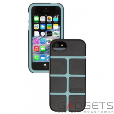 Защитный чехол Incase SYSTM Chisel Case Asphalt/Sea Foam for iPhone 5/5S (SY10061)