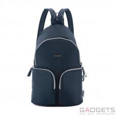 Жіночий рюкзак антизлодій Pacsafe Stylesafe Sling, 6 ступенів захисту, темно-синій