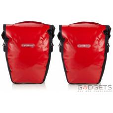 Гермосумка Ortlieb велосипедная Back-Roller City black-red 20 л