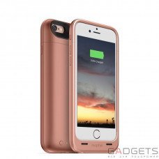 Додатковий Акумулятор Mophie Juice Pack Air Case Gold 2750 mAh for iPhone 6/6S (3045-JPA-IP6-GLD)