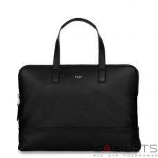 Сумка для ноутбука Knomo Reeves Slim Briefcase 14'' Black (KN-120-102-BLK)