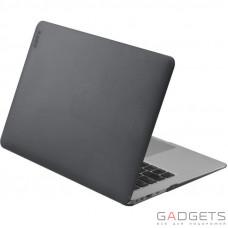 Чехол для ноутбука Laut HUEX Case для MacBook 12'' Черный (LAUT_MB12_HX_BK)