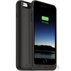 Додатковий Акумулятор Mophie Juice Pack Black 2600 mAh for iPhone 6 Plus/6S Plus (3084-JP-IP6P-BLK)