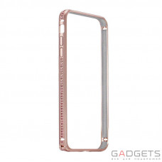 Бампер COTEetCI Diamond Bumper для iPhone 7 Rose