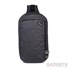 Рюкзак антивор Pacsafe Vibe 325, 5 степеней защиты, гранитный меланж