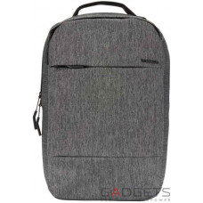 Рюкзак Incase City Dot Backpack Heather Black (INCO100421-HBK)