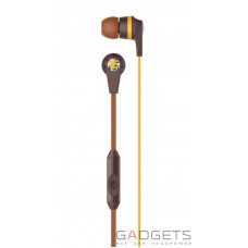 Навушники Skullcandy Explorer/BurGundy/Mustard Riot w/mic 1 (S2IKHY-487)