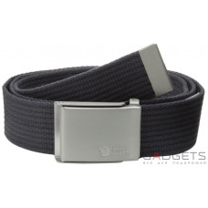 Ремень Fjallraven Canvas Belt Dark Grey (77029.030)