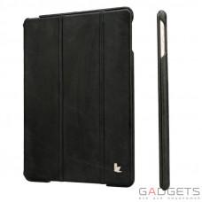 Jison Case Vintage Leather Smart Case Black for iPad Air (JS-ID5-01A10)