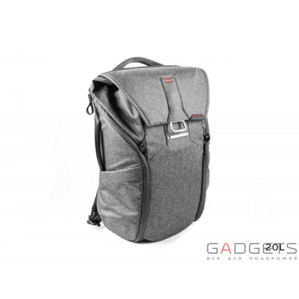 Фото Рюкзак Peak Design Everyday Backpack 20L - Charcoal (BB-20-BL-1)