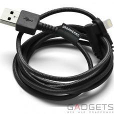 Кабель для зарядки та синхронізації Urbanears The Thunderous Lightning Cable Black (4091088)