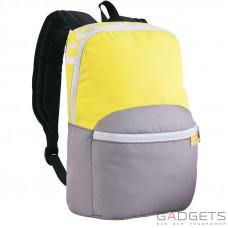Рюкзак Newfeel Abeona 100 10 л Желтый/Серый