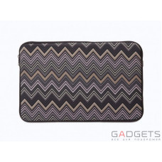 Чехол-конверт Griffin Chevron Sleeve Black for MacBook Air 11'' (GB35846)