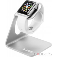 Подставка для Apple Watch Laut AW-Stand Silver (LAUT_AW_WS_SL)