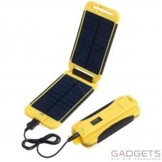 Вологостійка сонячна батарея Powermonkey Extreme 9000 mAh YELLOW