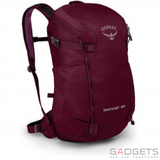 Рюкзак Osprey Skimmer 20 Plum Red O/S фиолетовый