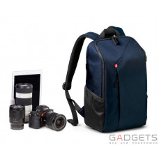 Рюкзак Manfrotto NX Backpack Blue для CSC-камеры (MB NX-BP-BU)