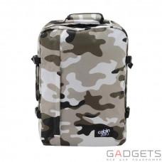 Сумка-рюкзак CabinZero Classic 44 л Grey Camo с отделение для ноутбука 15 (CZ06-1603)