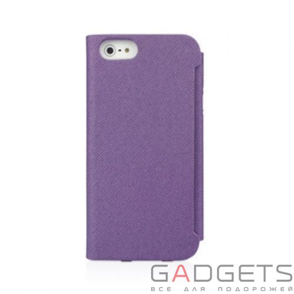 Фото Чехол Macally Wallet Case for iPhone 5 (WALLETPU-P5)