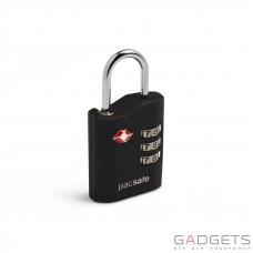 Замок кодовый для багажа Pacsafe Prosafe 700, черный