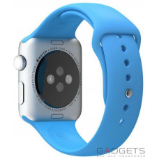 Ремешок COTEetCI W3 Sport Band для Apple Watch 38mm Blue