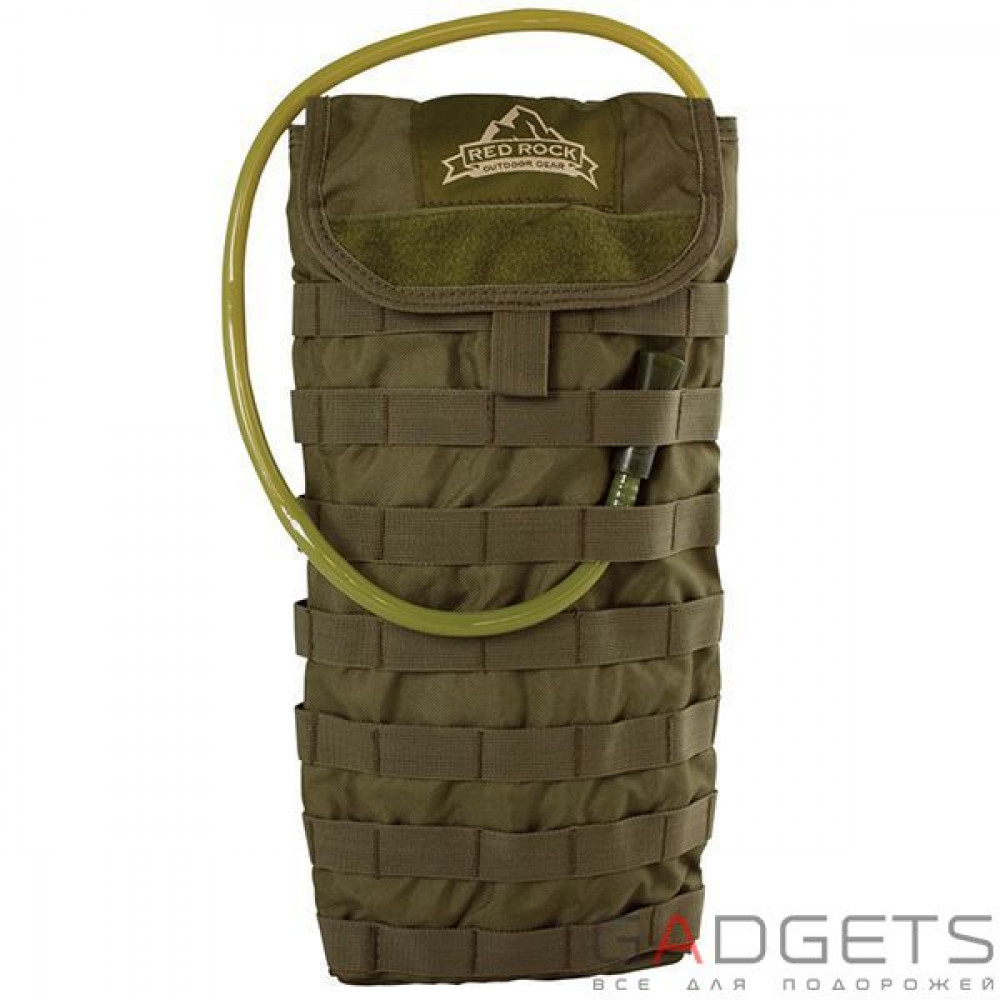 Фото Подсумок Red Rock Modular Molle Hydration 2.5 (Olive Drab)